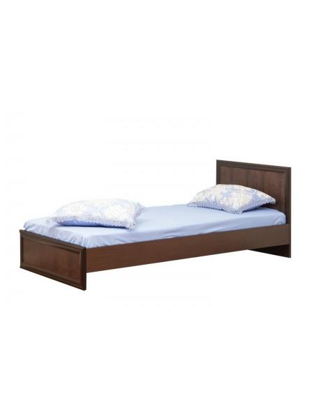 Кровать 06.258 Волжанка с настилом (венге)